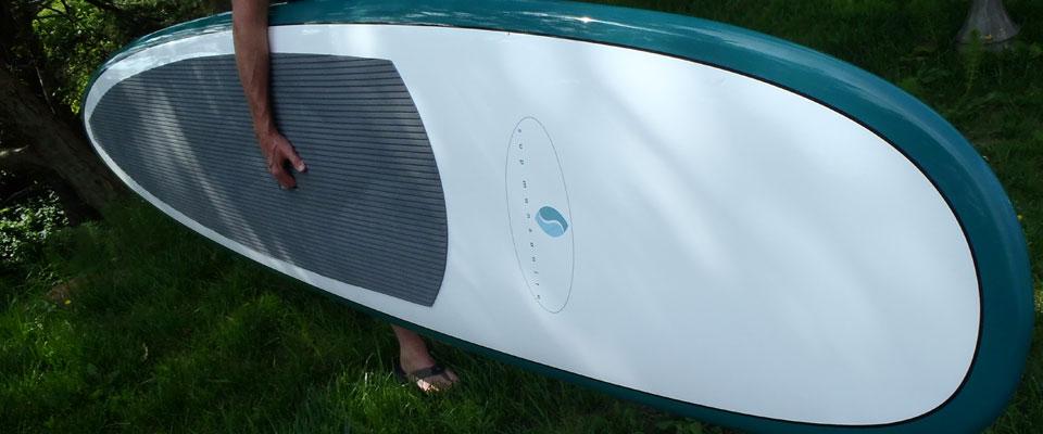 SUP Manzanita paddle board