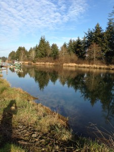 The launch site for Nehalem.